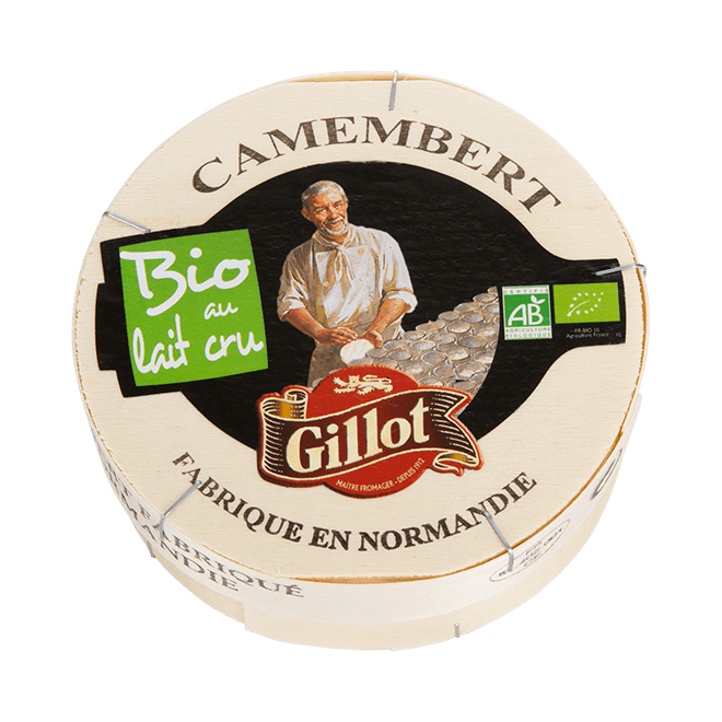 Gillot Bio – Camembert