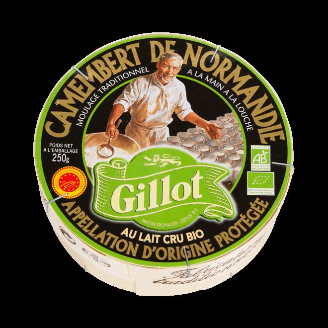 Gillot noir – Camembert de Normandie AOP BIO
