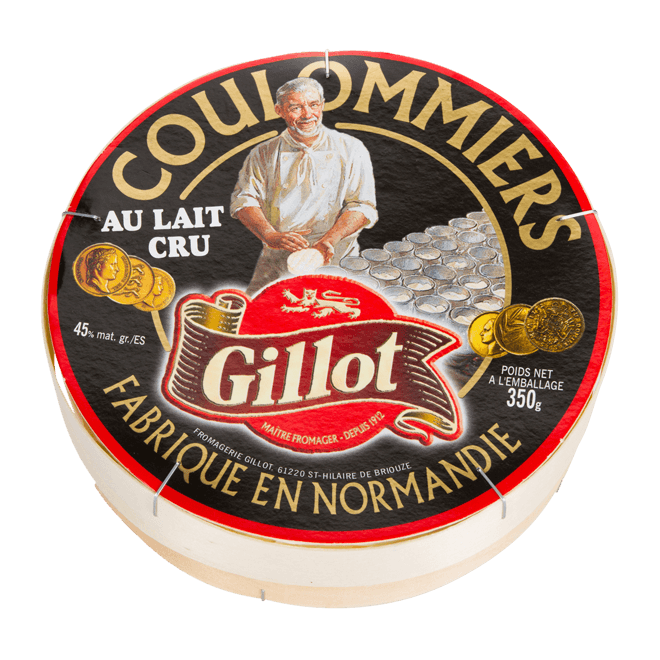 Gillot noir – Coulommiers