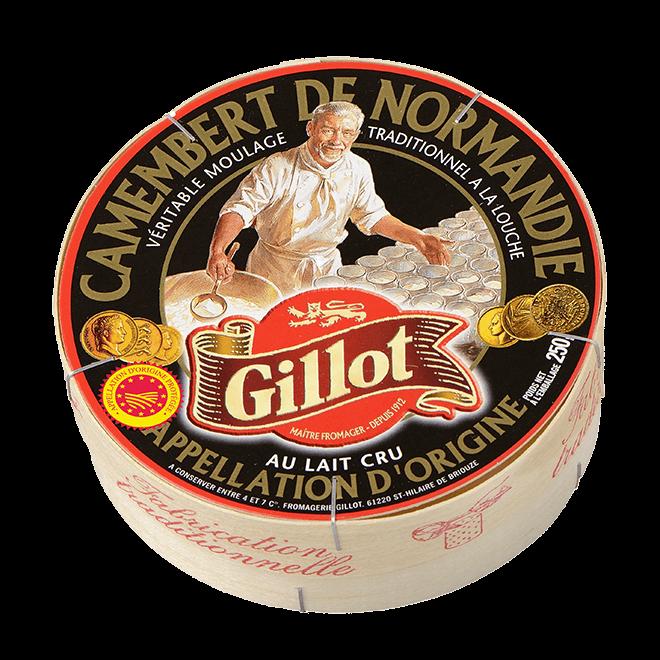 Gillot noir – Camembert de Normandie AOP