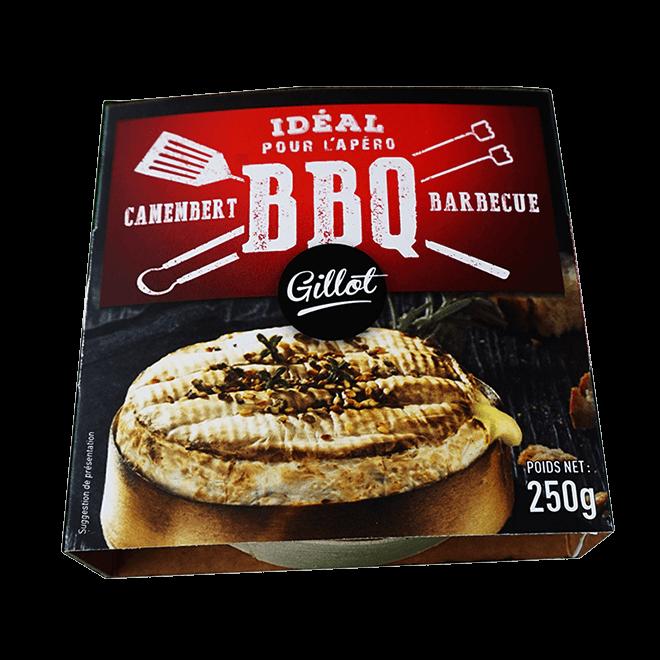 Spécialités – Camembert BBQ