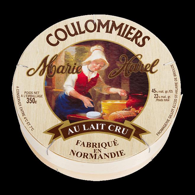 Marie-Harel – Coulommiers au lait cru