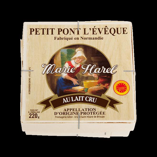 Marie-Harel – Petit Pont l'Evêque AOP