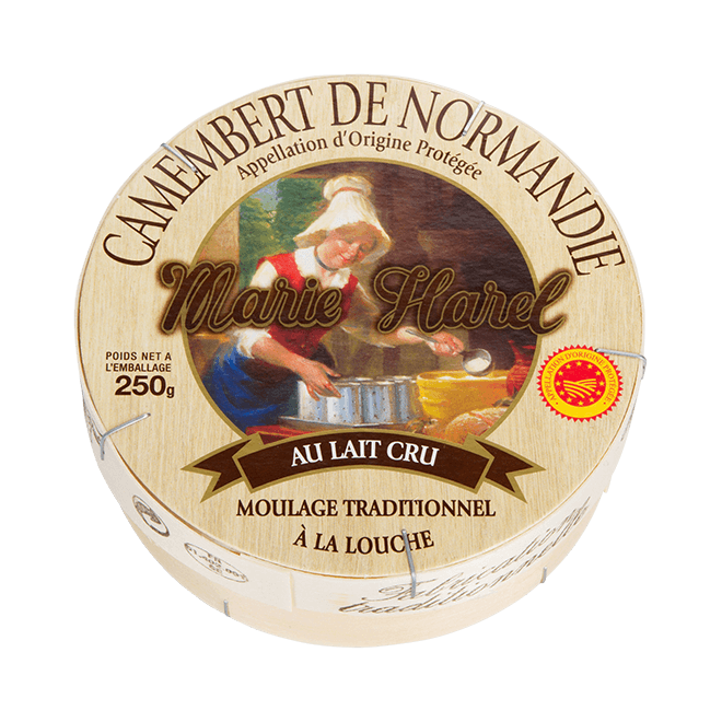 Marie-Harel – Camembert de Normandie AOP