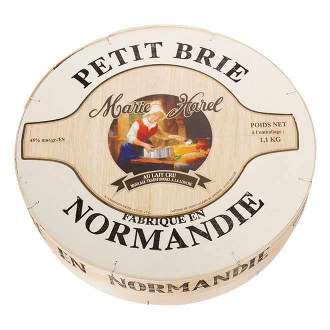 Marie-Harel – Petit Brie au lait cru