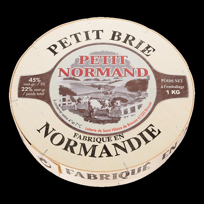 Petit Normand – Petit Brie
