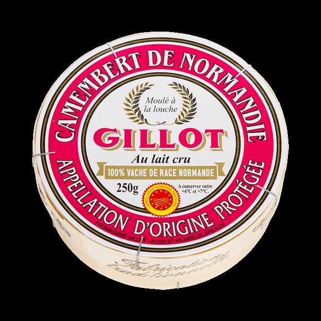 Camembert de Normandie AOP Gillot Mauve