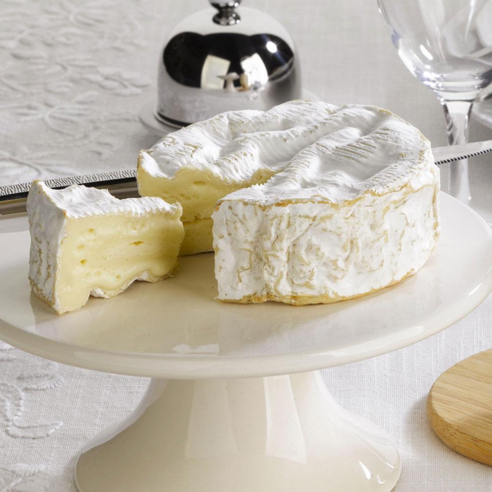 plateau de fromages Camembert de Normandie Gillot