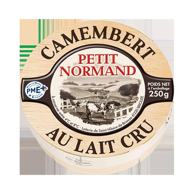 Petit Normand – Camembert au lait cru