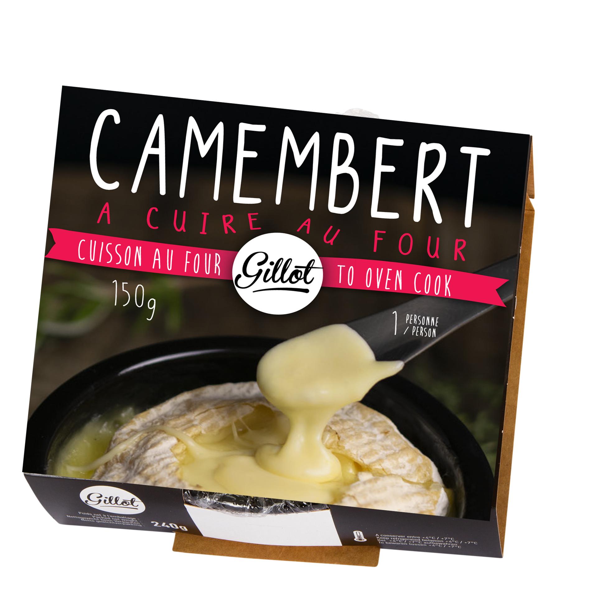 Spécialités – Petit Camembert au four