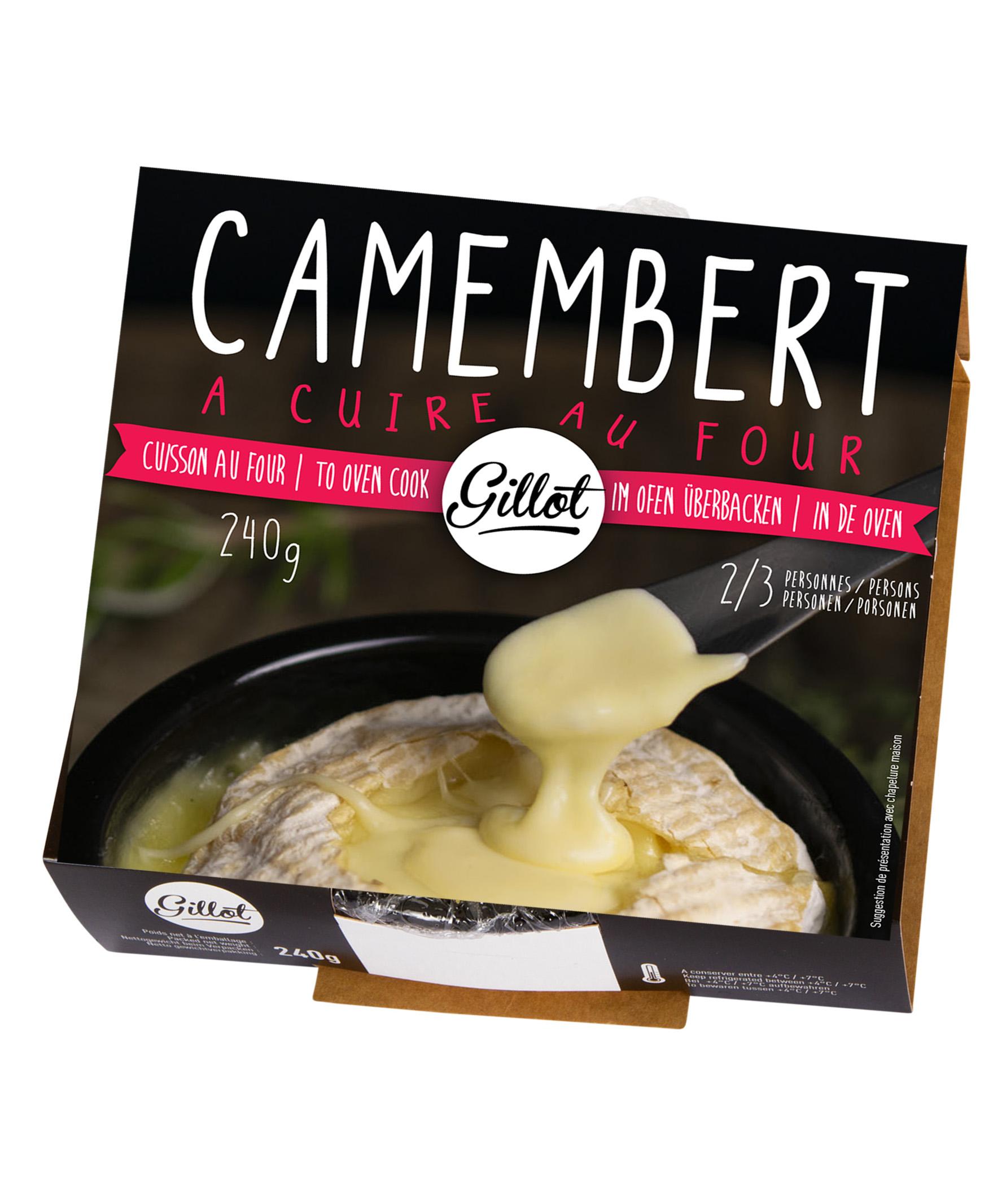 Spécialités – Camembert à cuire au four