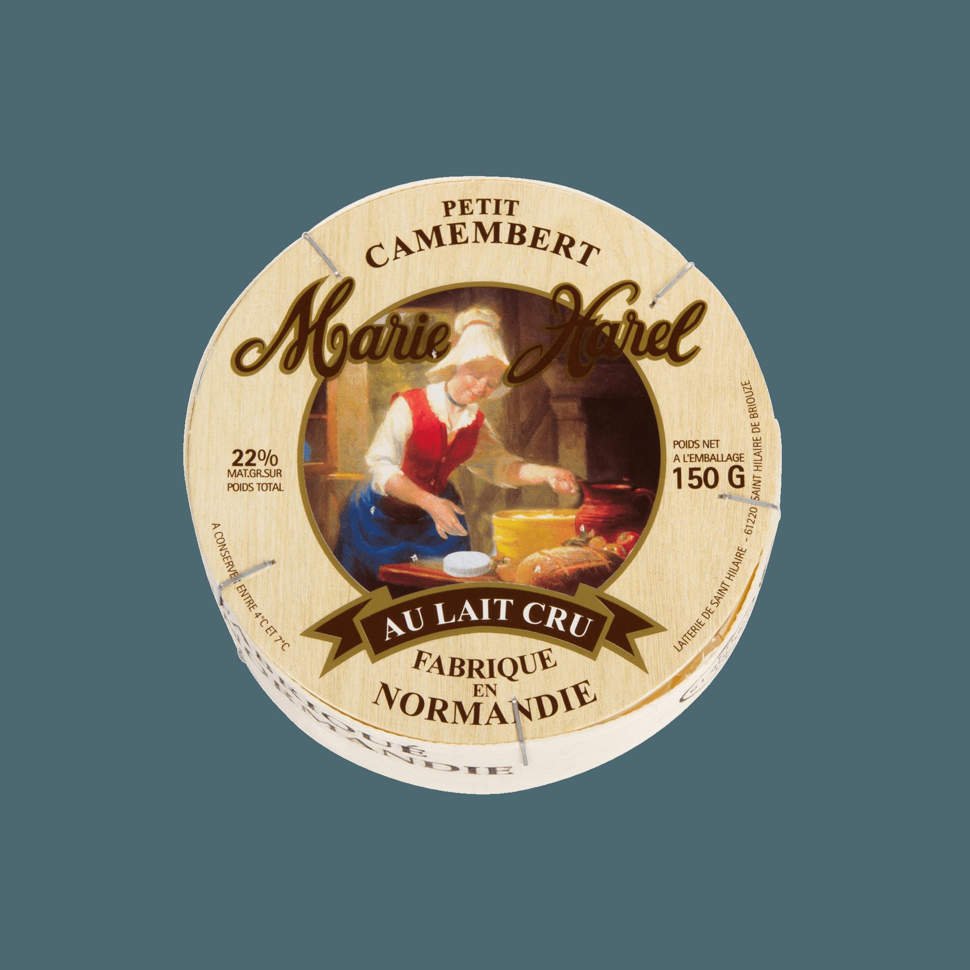 Marie-Harel – Petit Camembert au lait cru