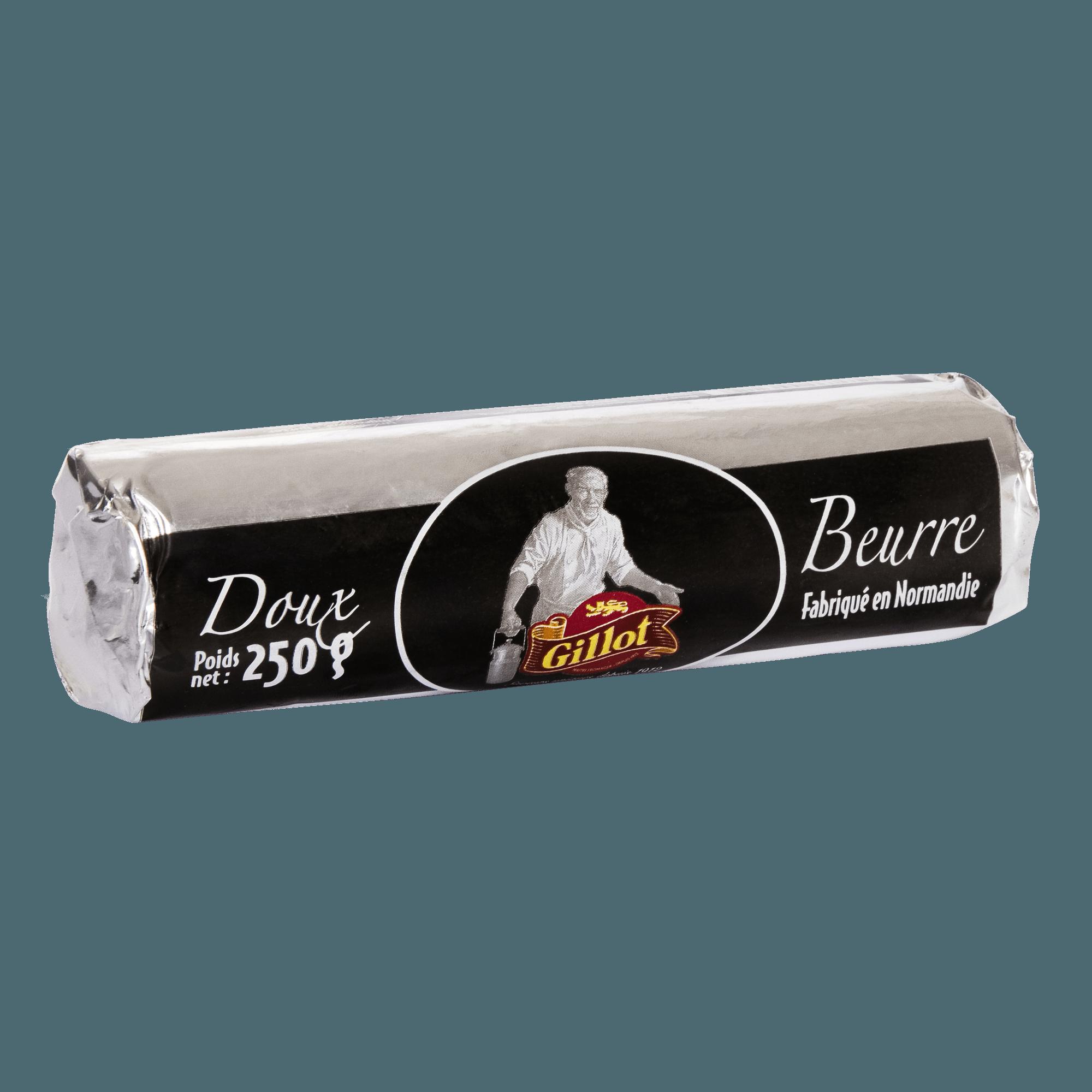 beurre rouleau doux